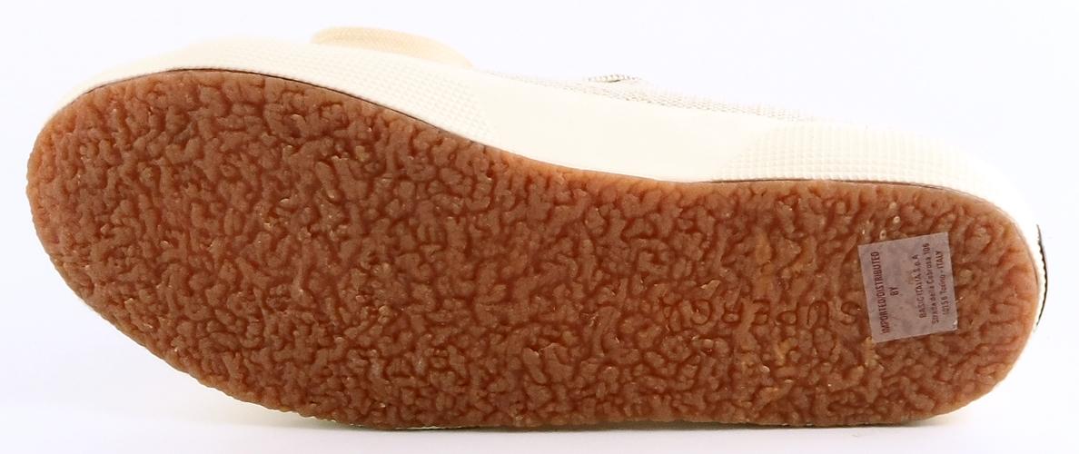 Superga: Natural Fabric '2750 METCOTW' Athletic